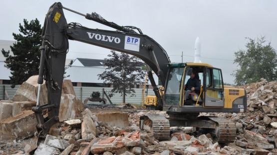 Volvo EC210