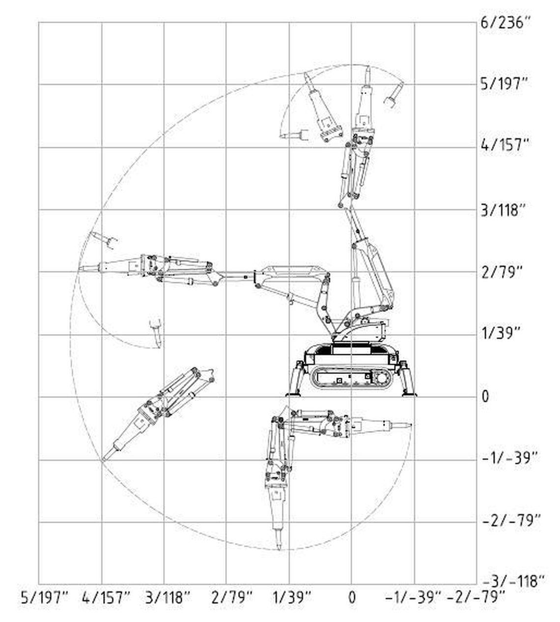 Robot Finmac F16
