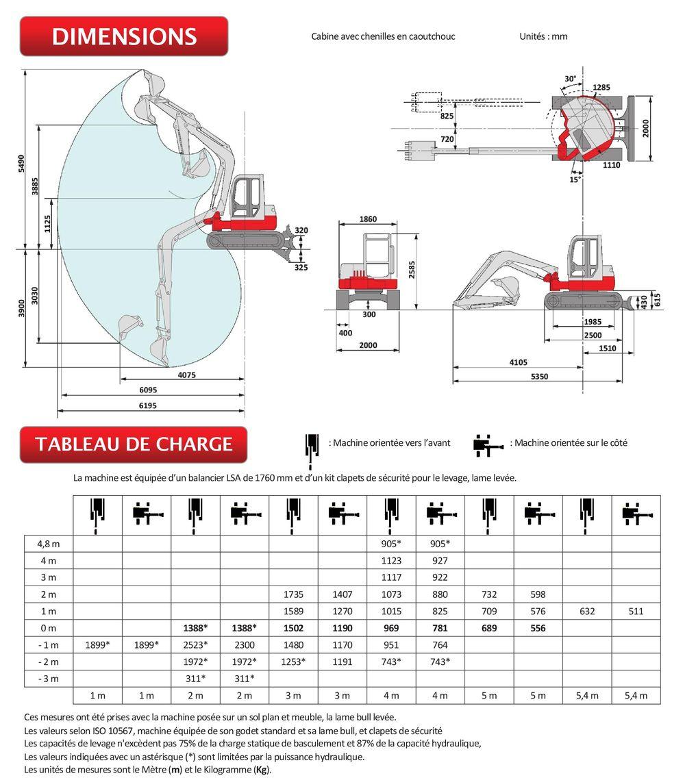 Takeuchi TB153FR